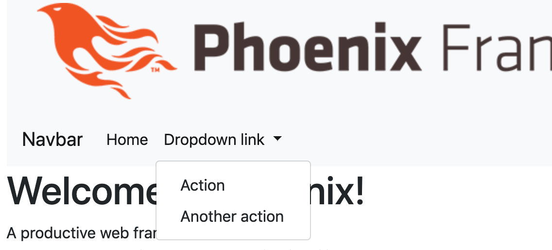 Using Bootstrap and Sass in Phoenix